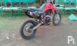 Kr 125 in good condition stock pa makina..w/ OR CR