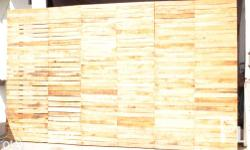 7ft tall rustic backdrop rental Upgr8 backdrops for