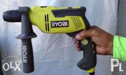 Ryobi Impact Drill 800W Second hand, imported from