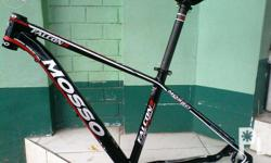 Sale>mosso falcon 3 frame thoe latest frame in 26er
