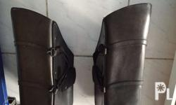 Authentic Harley Davidson Saddle bags Thick leather