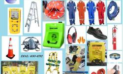 We supply different safety products and equipments We