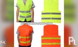 Brand New Safety Vest Heavy Duty For orders!.