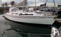 36 Feet Monohull Sailing Yacht Fully equipped for long