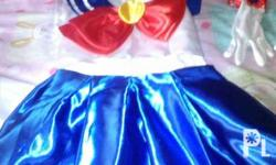sailormoon costume with accesories. For rent only