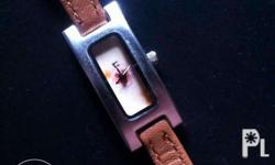 Good condition New battery Watch face dimensions: 1.5