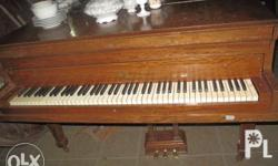selling babygrand import from usa original as is wher