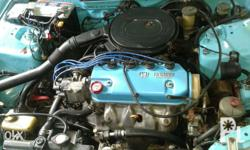New top overhaul New timing chain New water pump Spoon