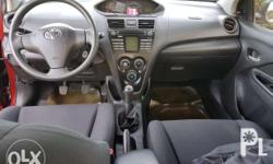 2008 model manual vios Clean papers with insurance All