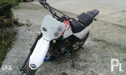 Suzuki tsr 125 Running condition good engine Good thick