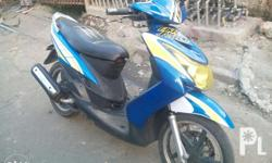 Sale rusi mio soul scooter 125cc w/decals tg racal beat sym