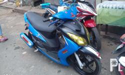 Sale rusi mio mx scooter 125cc Complete papers original