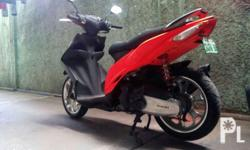 Will include givi heavyduty rack.with gvbox. Will