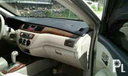 2004 lancer all power leather seat triptonic automatic