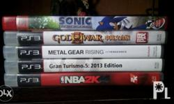 Complete with manual. NEGO *God of war III - �600