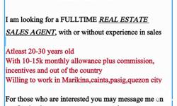 Full time job Applicants who live in