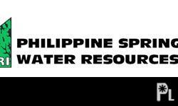 JOB OPPORTUNITIES Philippine Spring Water Resources