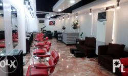 Ready to operate full service Salon (Parlor). Located