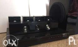 pre loved 5-1 samsung home theater all working 6000