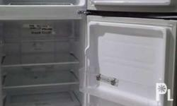 Samsung 2 door refrigerator (inverter) 2 pcs available
