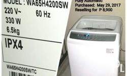 Samsung Fully Automatic Washing Machine 6.5kg Less than