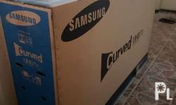 """Brand New Samsung 78"""" Curved UHD Smart TV (top of the"""