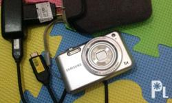 For sale: Samsung Digital Camera ES70 12.2 megapixel