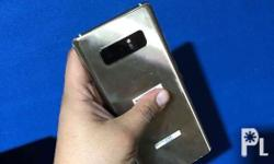 Samsung galaxy note 8 duos gold Hamiss Complete