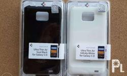 Spigen Ultra thin Air Infinity White For Galaxy S 2.