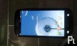 items; 1 samsung galaxy s3 color gray 2months and