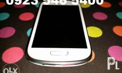Samsung Galaxy S3 Mini 8gb Naga City Php 2,999.00
