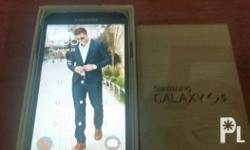 Samsung Galaxy S5 10k negotiable W/ earphone & charger