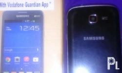 For sale samsung galaxy trend. Complete set. Smart
