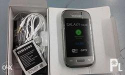 Samsung Galaxy Young comes with all original set and