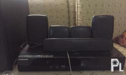 Samsung Home Theater System. Still in working