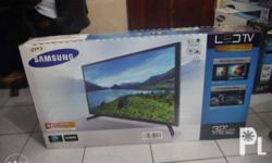 """Samsung LED TV 32"""" brand new po complete with box and"""