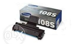 FREE DELIVERY BRAND NEW samsung 101s toner cartridge -