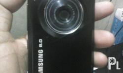 sell my samsung pixon m8800 8megapixel camera with