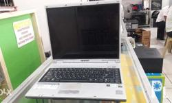 Model: R45 Processor: P.M 740 HDD: IDE 80 GB RAM: 2GB