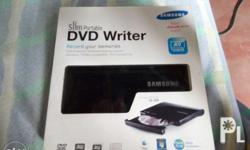Samsung DVD writer. Twice palang nagamit. All origal