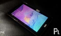 Selling my Samsung Tab 3V. - good condition - newly