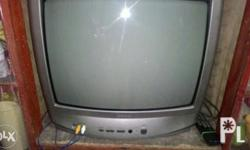 Samsung TV good as new slightly used sightly negotiable