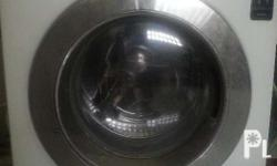 Samsung washer dryer- 8 kilo. Eco Bubble technology.