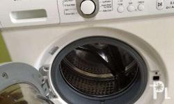 Samsung Washing Machine full automatic. Very clean as