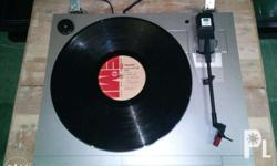 Sansui Automatic Direct Drive Turntable (P-D31) Working