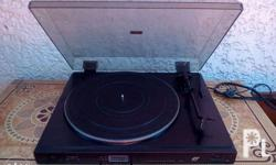 Sansui Turntable Model: P900 Working... Issue: no Belt