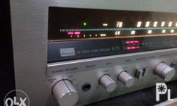 For sale sansui Dc servo stereo reciever R-70 original