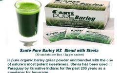 PROMO: BUY 3 boxes of Sante Pure Barley & Get 1 box