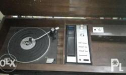 Sanyo turntable with speaker for Sale in Pasig City, National