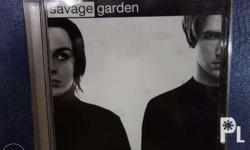 Savage Garden self titled Debut Album featuring the hit